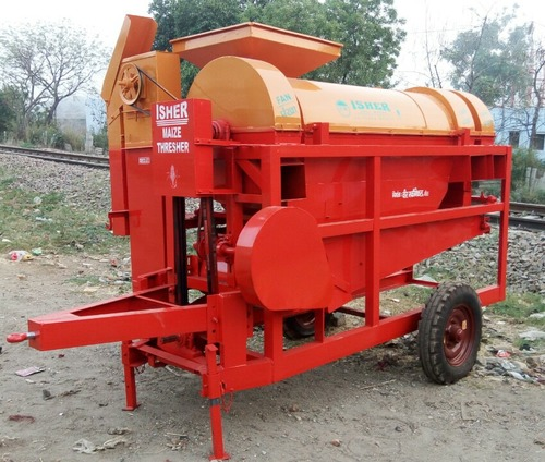 Tractor Operated Maize Sheller