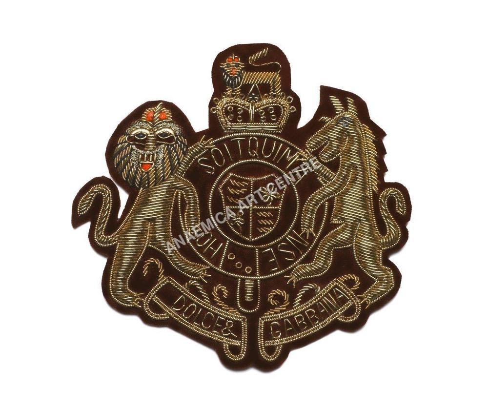Dolce & Gabbana badge