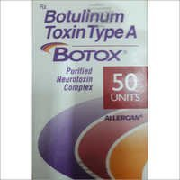 Botulinum Toxin Tablets