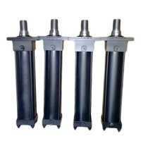 Front Flange Mounted Hydraulic Cylinders