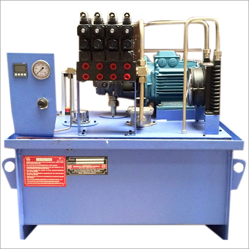 Compatible Hydraulic Power Packs