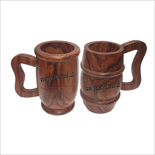 Wooden Mugs WM - 1-2