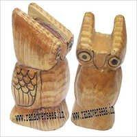 Wooden Owl WJO - 1047