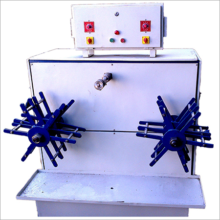 Multi Spindle Winder Machine