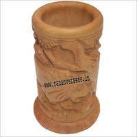 WJPS-1007 Wooden Pen Holder