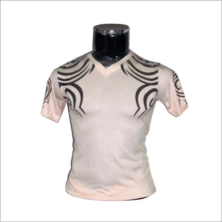 Printed Mens T Shirt