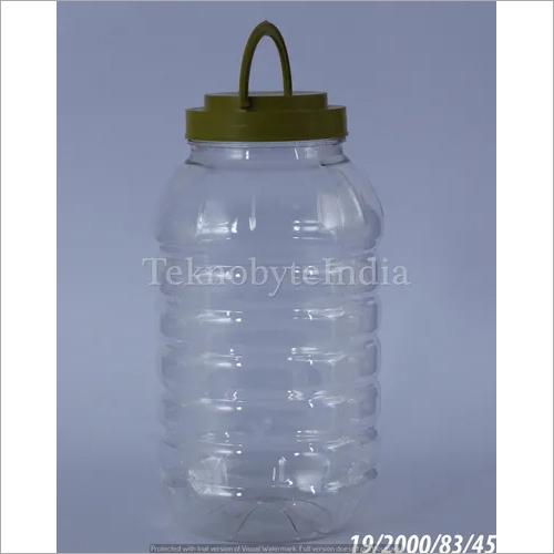 MUSTARD OIL - PLASTIC JAR