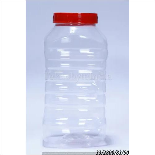 TEA 1 KG PLASTIC JAR