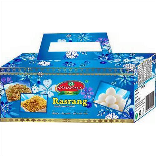 Rasrang Sweets&Namkeen pack