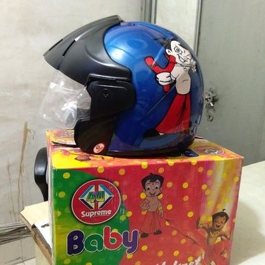 Open Face Baby Helmet