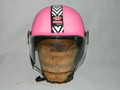 Open Face Baby Helmet