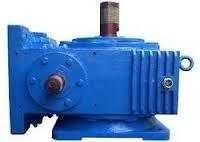 EUVU Type Single Reduction Worm Gear Unit