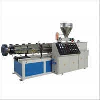 Twin Screw Plastic Extruder Machine