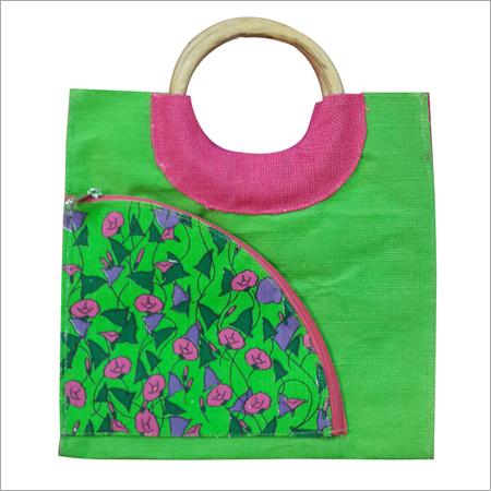 Jute Tiffin Bag