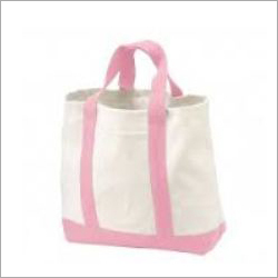 Two Color Cotton Bag