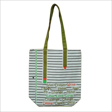 Organic Cotton Reusable Bags