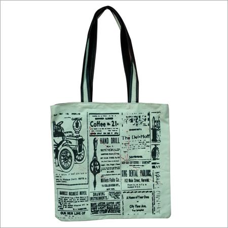 ECO Organic Cotton Grocery Bag