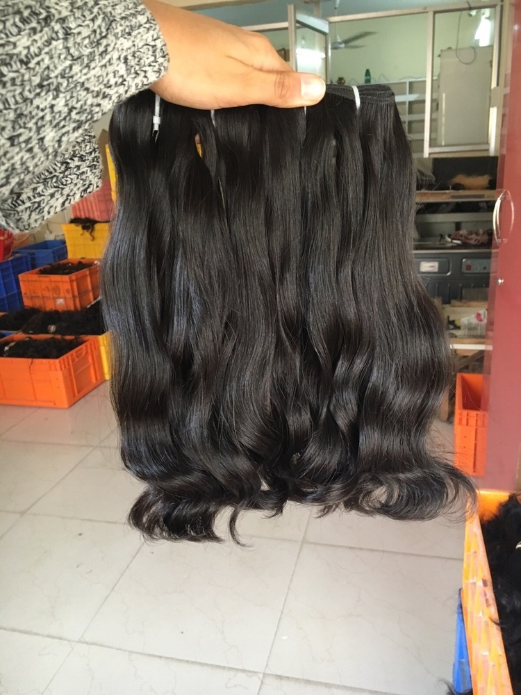 Wholesale Double Drawn Hair