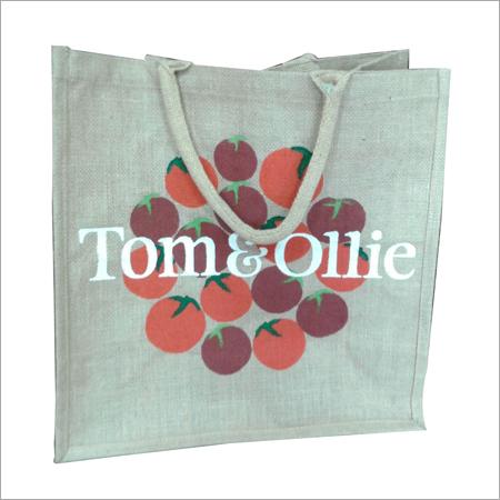 Jute Promotional Shopping Bags