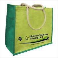 Fancy Jute Promotional Bags
