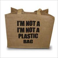 Jute Promotional Carry Bags