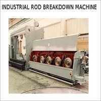 Industrial ROD Breakdown Machine