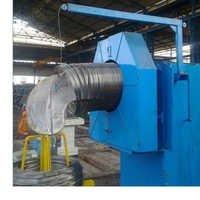 Vertical Drop Dead Block Coiler