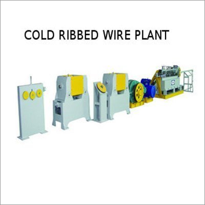 Cold Ribbed Wire Plant