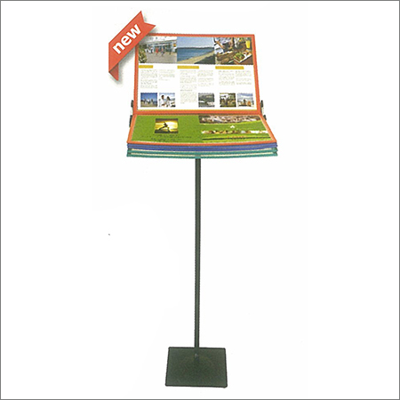 Multi Purpose Information Stand