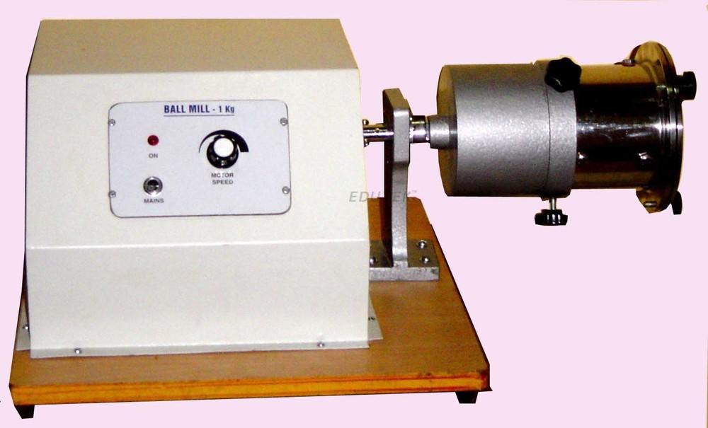 Ball Mill Motor Driven