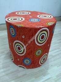 Decorative Thermocol Stool