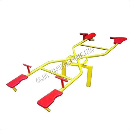 Quadrable See-Saw