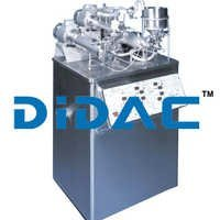 Scraped Surface Heat Exchanger Systems