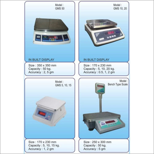 Gym Weighing Scale