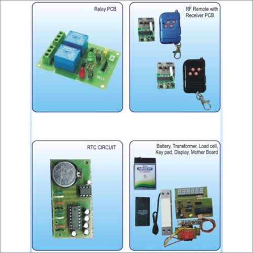 Digital Weighing Scale Parts