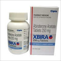 Xbira 250 Mg Abiraterone
