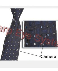 Necktie Hidden Camera