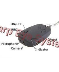 Car Keychain Spy Camera