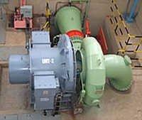 Francis Turbines Hydro-Turbines