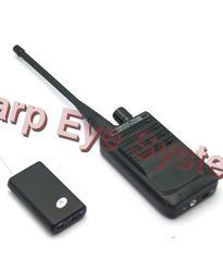 Micro Wireless Audio Spying Bug Recording Trnsmitr