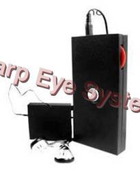 RF Audio Bug with Wireless Transmitter