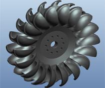 Pelton wheel Turbines Hydro-Turbines