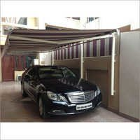 Car Parking Retractable Awning