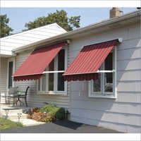 Drop Arm Awnings  Automated