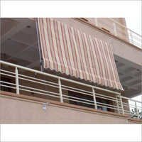 Vertical Roll Up Awning