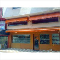 Commercial Entrance Awnings