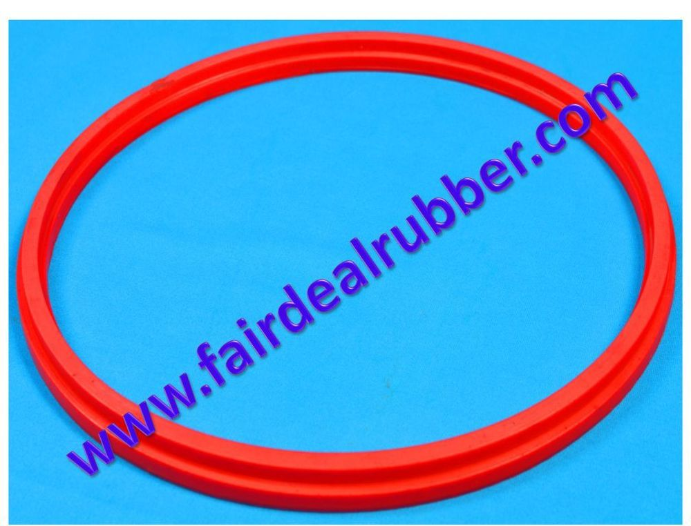 Silicone T Type Gasket