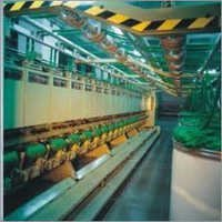 Second Hand Spinning Plant