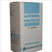 Allopurinol Tablets IP 100 mg