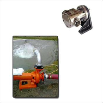 Rotary Vane Water Pump